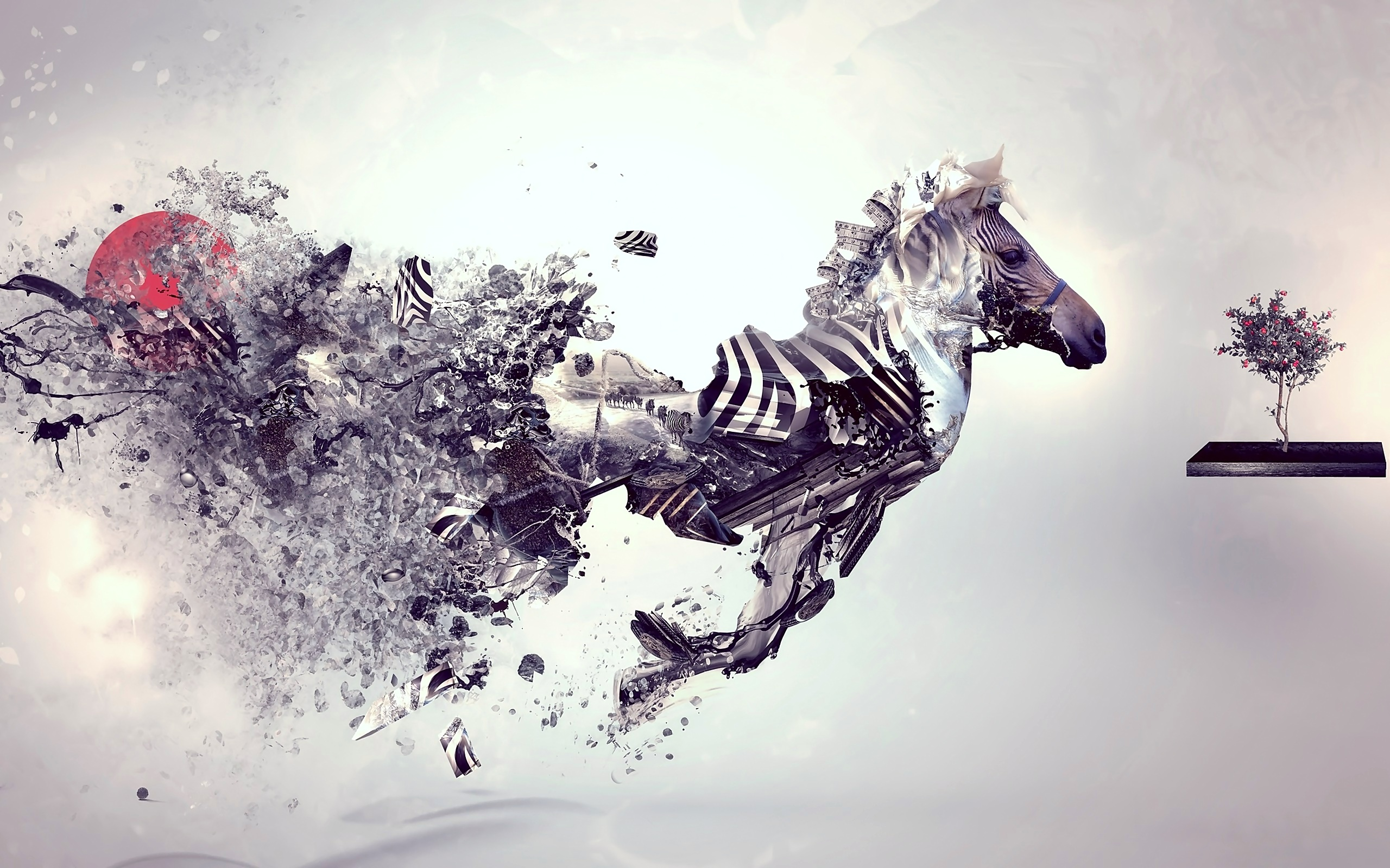 Amazing Wallpaper Horse Abstract - art-abstract  Photograph_80713.jpg